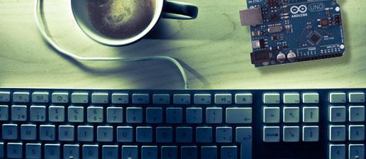 Tutorial arduino comandi da tastiera marco pucci
