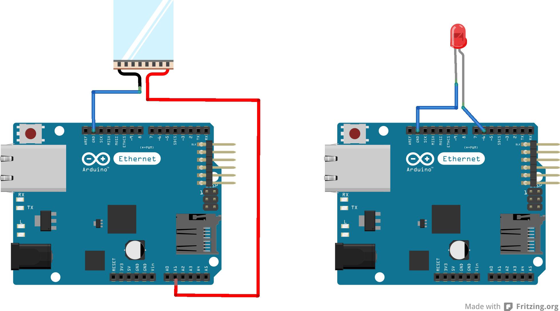 Pannello Solare Con Arduino : Tutorial arduino xively marco pucci