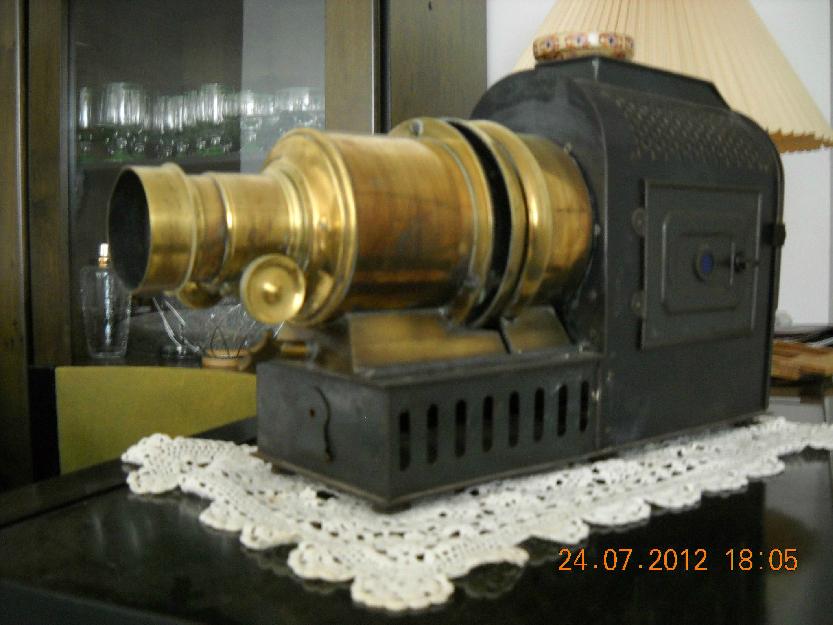 Lanterna magica del 1880