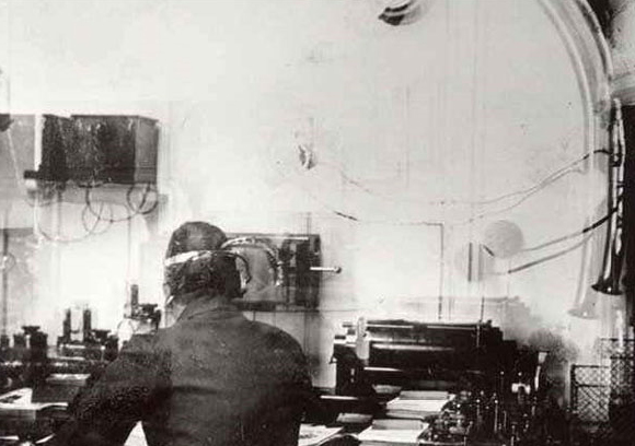 Cabina Radiotelegrafica del Titanic