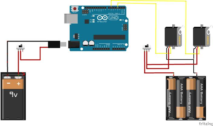 Schema Elettrico Traduzione : Costruire un robot tutte le offerte cascare a fagiolo