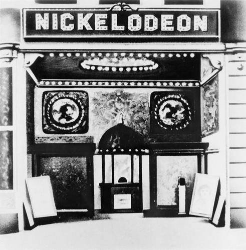 Pittsburg Nickelodeon