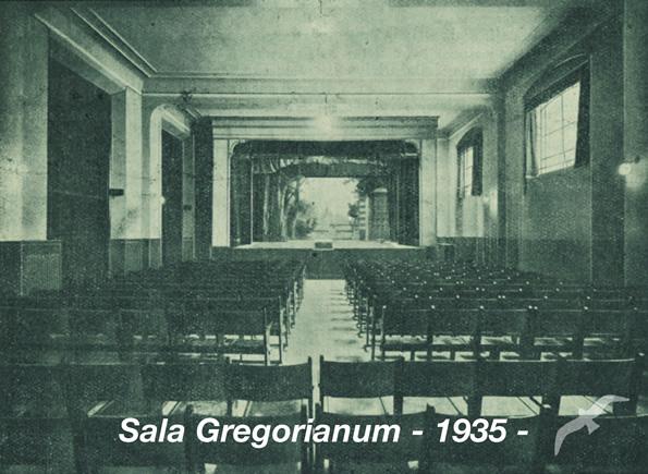 Sala parrocchiale