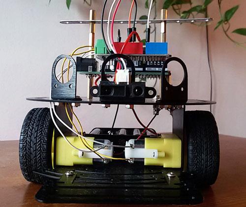 Tutorial arduino mocho robot pulitore marco pucci
