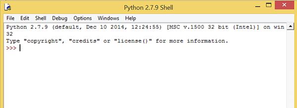 python-idle