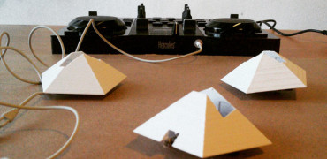 arduino-dj-console