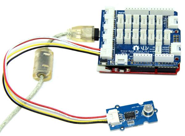 Air_Quality_Sensor_Connector