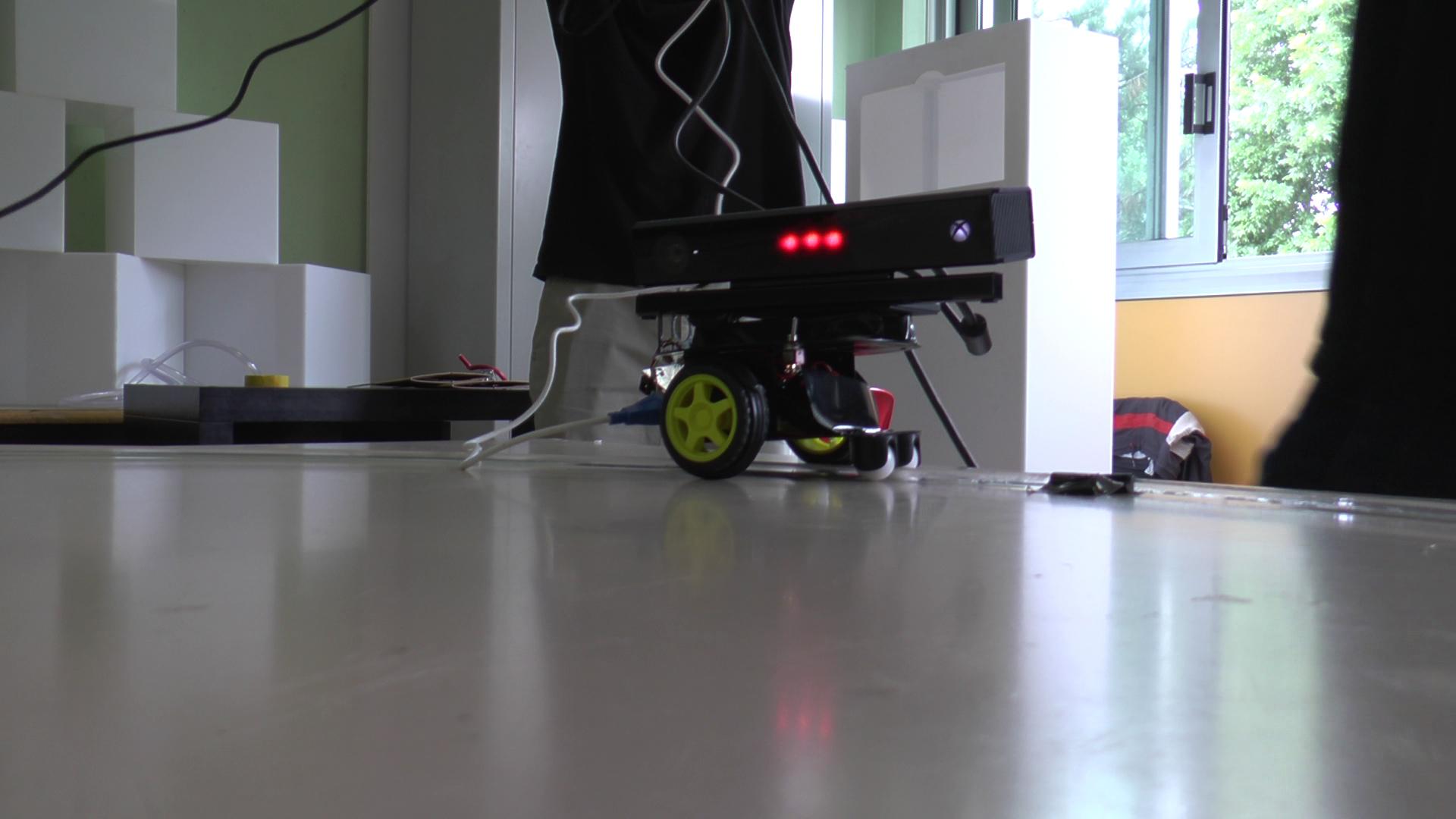 arduino kinect2 tutorial