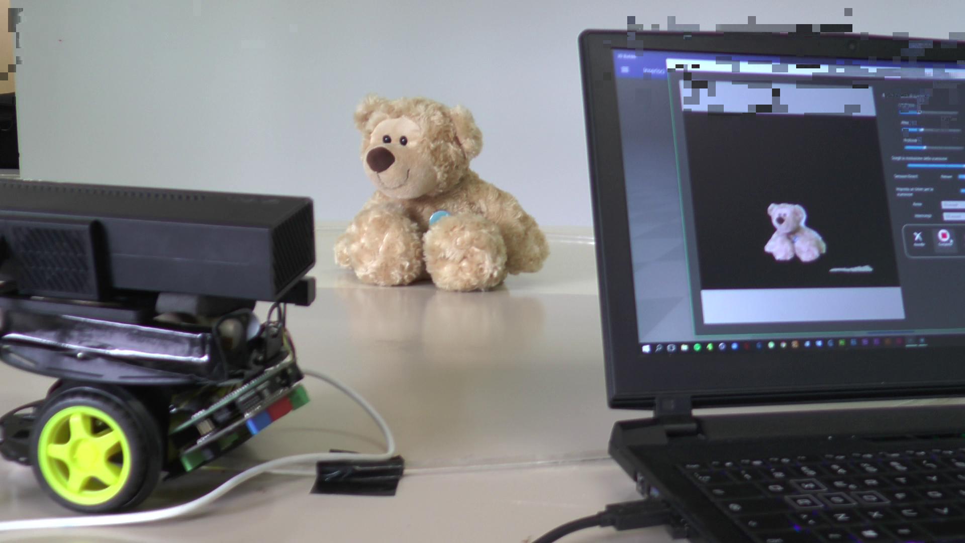 arduino scanner 3d