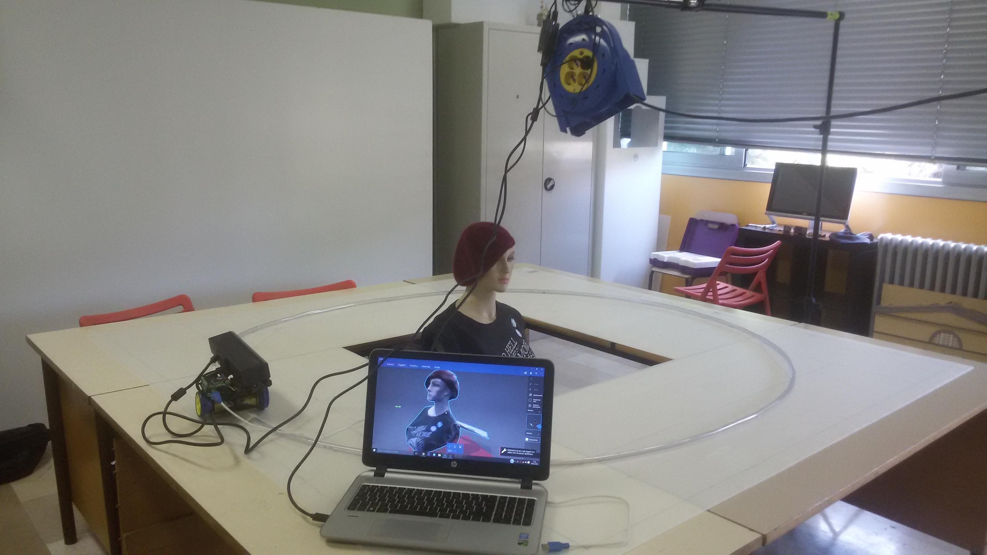 Arduino Kinect