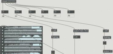 Tutorial Arduino MaxMSP #6 – Arduino invia a MaxMSP dati da diversi sensori