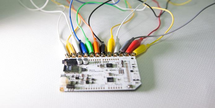 Arduino_TouchBoard