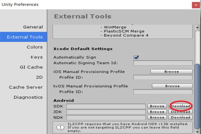 Unity-External-Tools