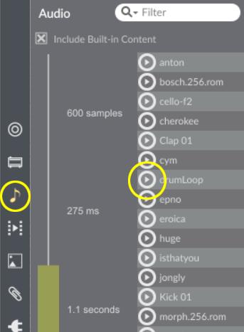 MaxMSP-Audio