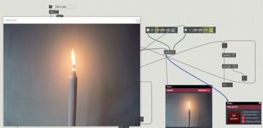 Tutorial Arduino MaxMSP #5 – Arduino MaxMSP interazione con video