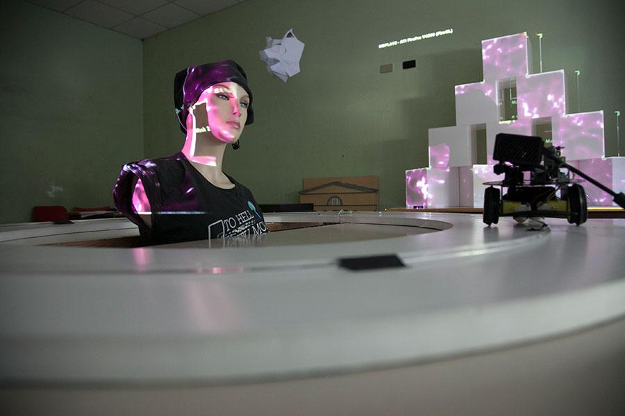 scanner 3d arduino