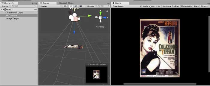 Unity-augmented-reality-tutorial